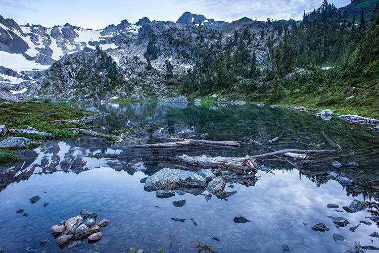 Parque Nacional Olympic Washington EE.UU © Nick Mealey - 8 rutas y paradas Patrimonio Mundial de Estados Unidos