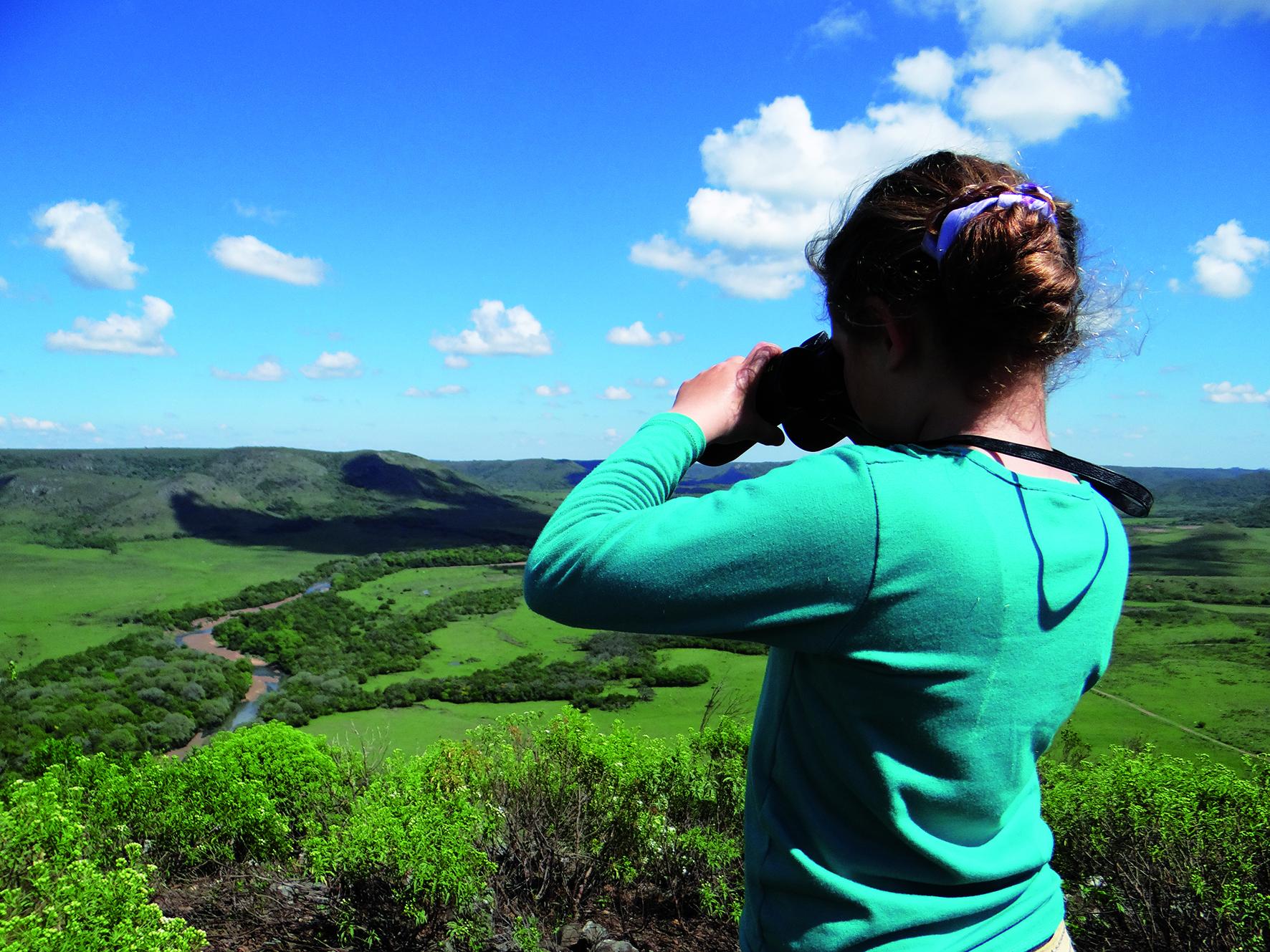 Rivera Valle de Lunarejo 1 Rinaldo Mora - Cambia el otoño por la primavera en Uruguay