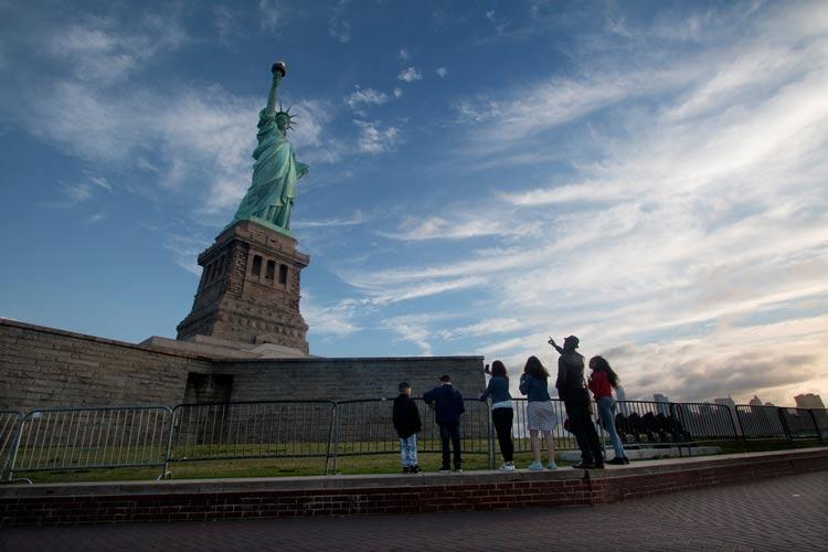 Statue Of Liberty 1 Estados Unidos EE.UU Patrimonio Mundial Unesco - 8 rutas y paradas Patrimonio Mundial de Estados Unidos