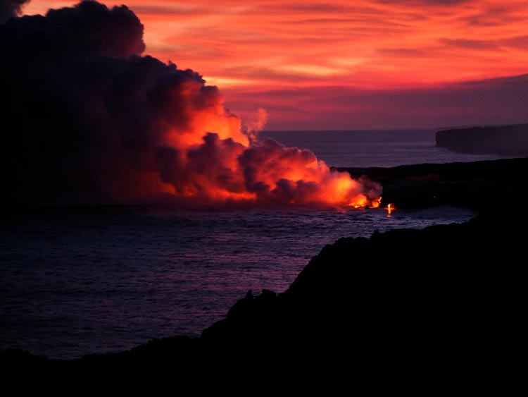 Volcanoes National Park 2 Estados Unidos EE.UU Patrimonio Mundial Unesco - 8 rutas y paradas Patrimonio Mundial de Estados Unidos