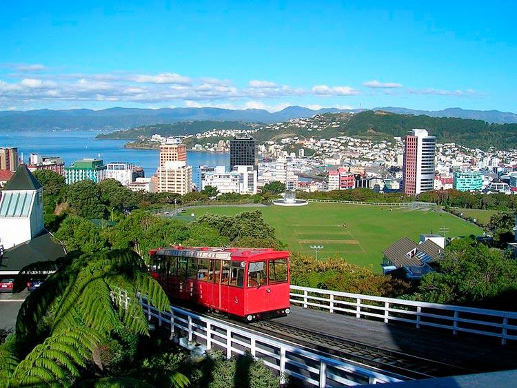 Welligton Nuova Zelanda 3 Aeropuerto - Los 5 aeropuertos más bonitos del mundo: Barajas en el ránking
