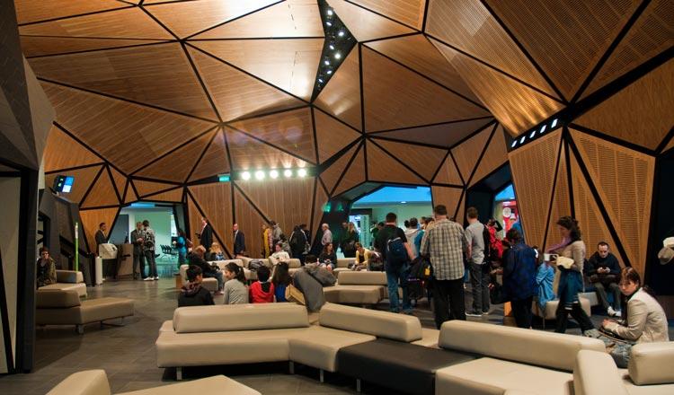 Wellington Nuova Zelanda.jpeg Aeropuerto - Los 5 aeropuertos más bonitos del mundo: Barajas en el ránking