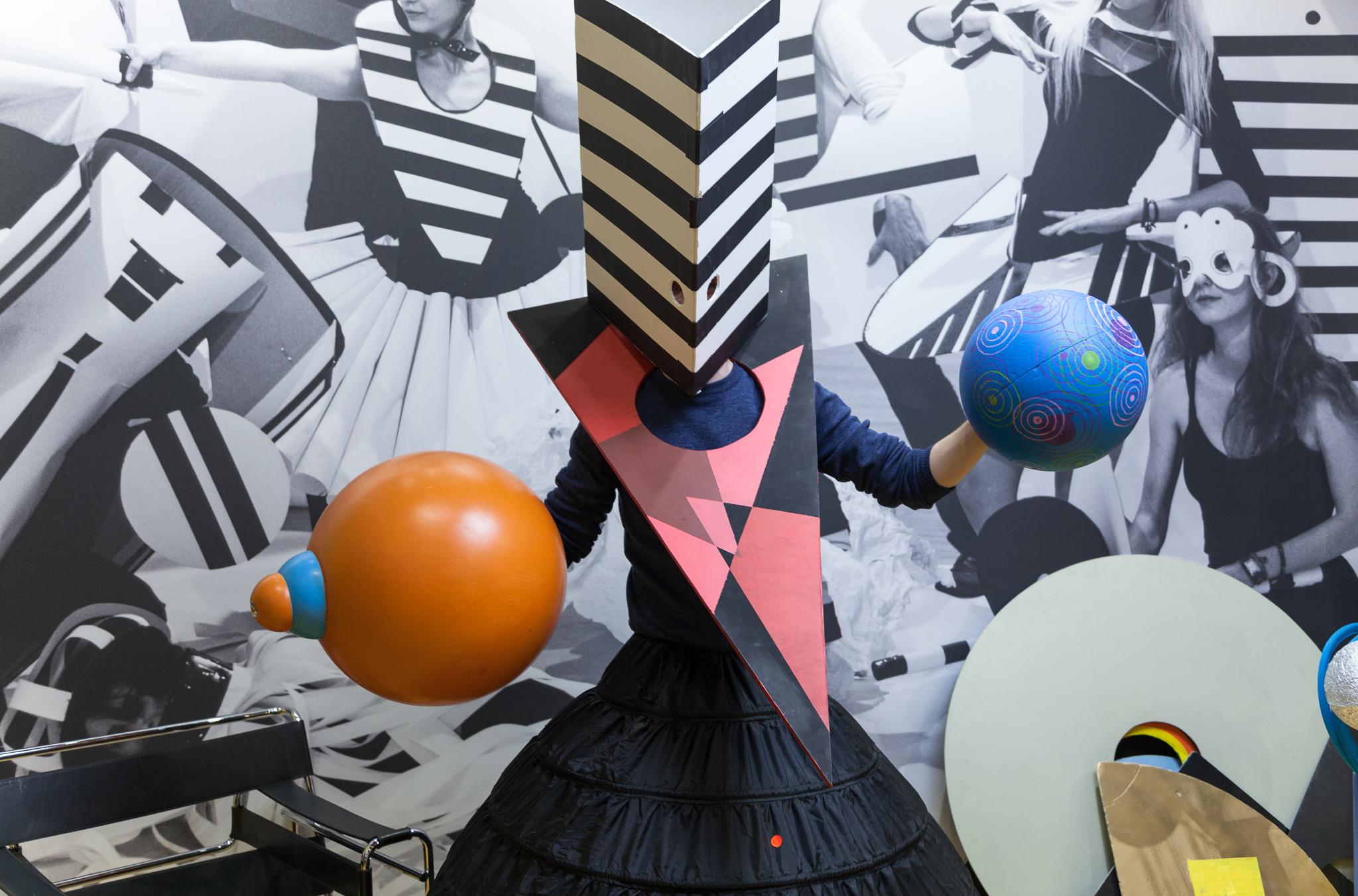 bauhaus from kinetics  by Fotostudio bauhausformkinetics 2019 3 - Tel Aviv abre las puertas del White City Center con motivo del centenario de la Bauhaus