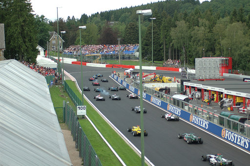 formula1 - Spa, una ciudad balneario con nombre de circuito de Fórmula 1