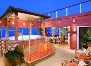 1. Norwegian Cruise Line The Haven Garden Villa 3 300x220 - Revista Más Viajes