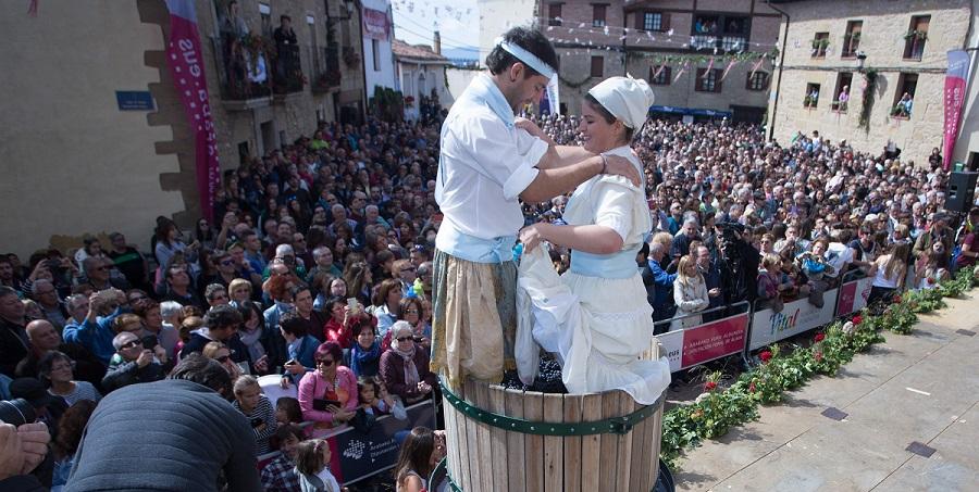 108 FIESTA VENDIMIA - La vendimia en Rioja Alavesa, un espectáculo para los sentidos