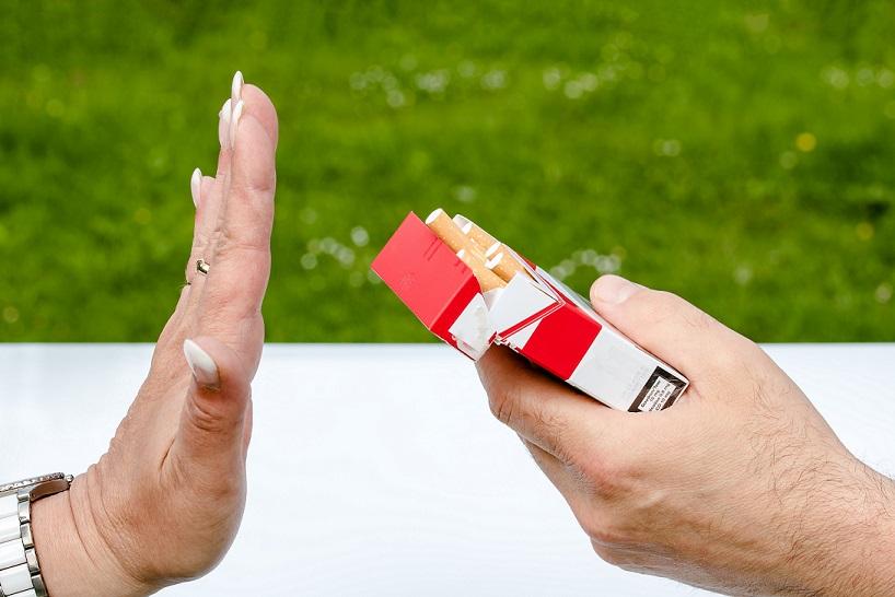 Dejar de Fumar 1 - Dejar de fumar sin engordar, ¡si se puede!