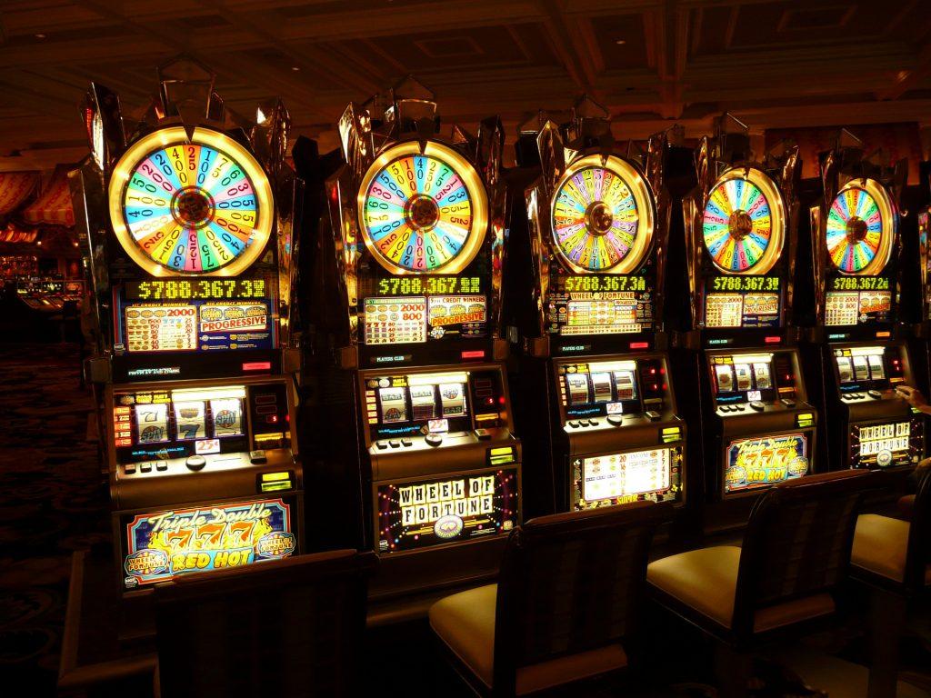 Tragaperras 3 1024x768 - Las cosas más curiosas que han pasado en un casino