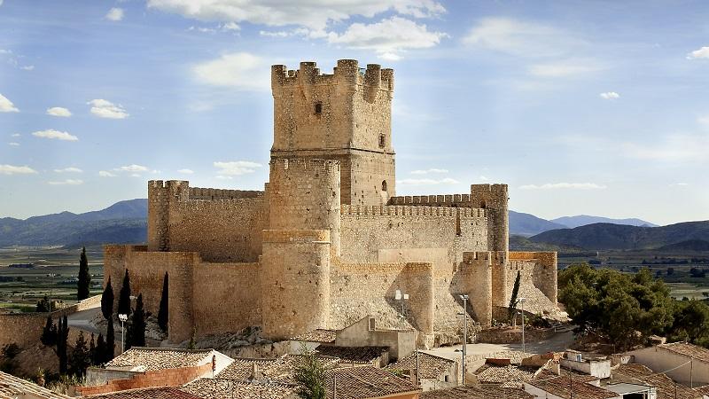 Villena CastilloDeLaAtalaya - Villena, una cita con la cultura, la gastronomía y la fiesta este otoño