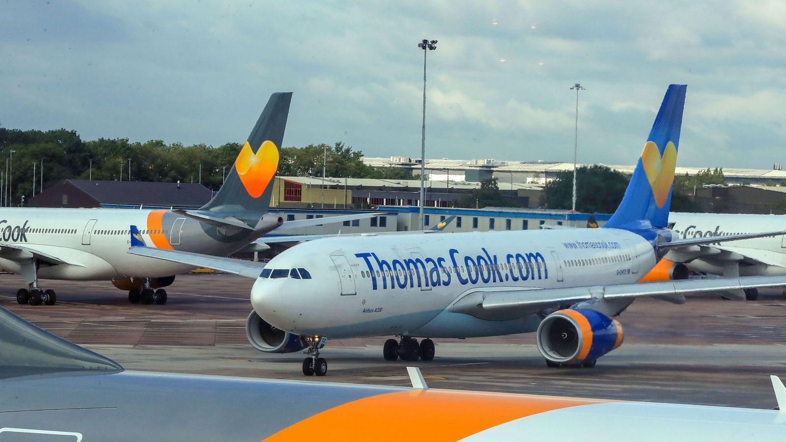 efecto domino thomas cook - Provoca efecto dominó la quiebra de Thomas Cook