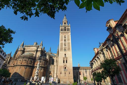 otoño sevilla2 - Un otoño de música, color y arte en Sevilla