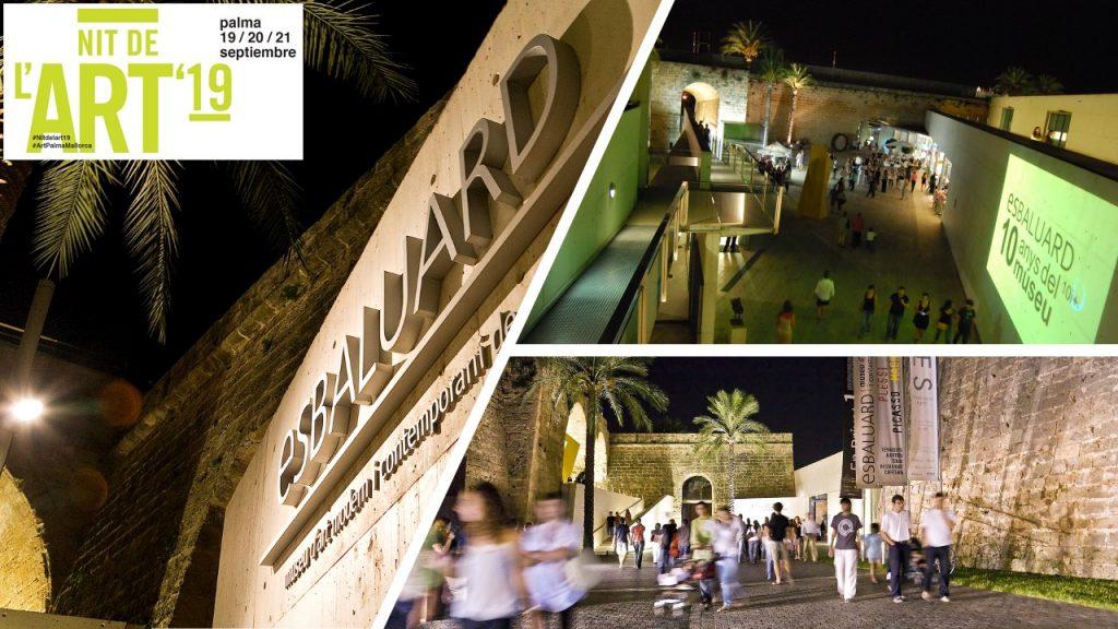palma1 1024x576 - Palma se transforma en un museo al aire libre en la 'Nit de l'Art'19'