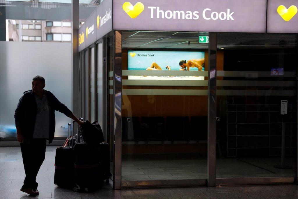 quiebra thomas cook 1024x686 - Quiebra de turoperador británico Thomas Cook