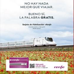 banner renfe 250x250 - Revista Más Viajes