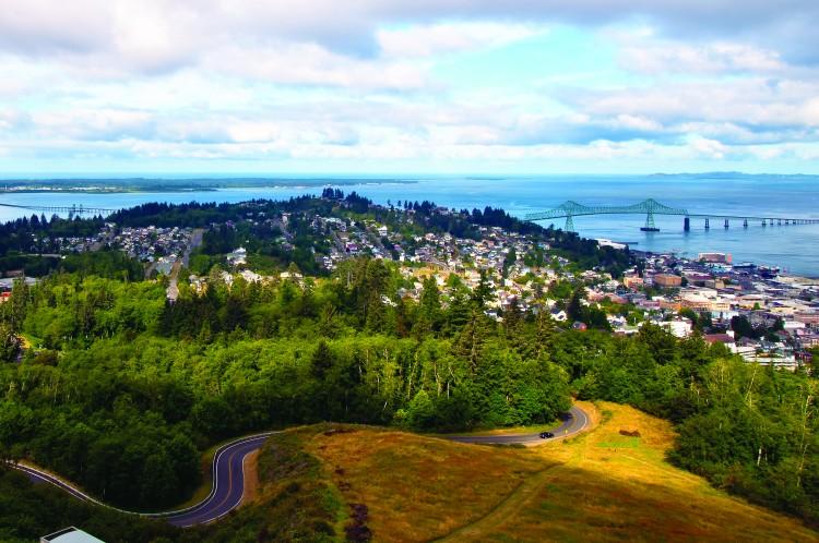 Alaska Astoria ciudad montaña mar - Regent Seven Seas Cruises anuncia una colección de experiencias