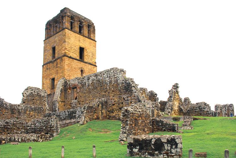 Cabildo en las ruinas de Panama Viejo © Ayaita - Ciudades Coloniales en Centroamérica que no puedes perderte