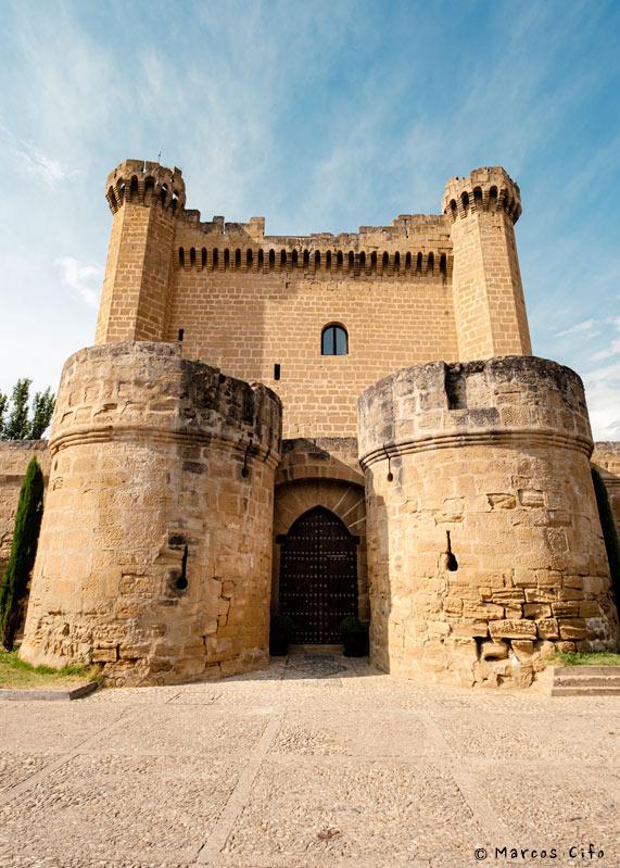 Castillo de Sajazarra La Rioja © Marcos Cifo DSF0006 - La Rioja, 'un espectáculo sensorial'