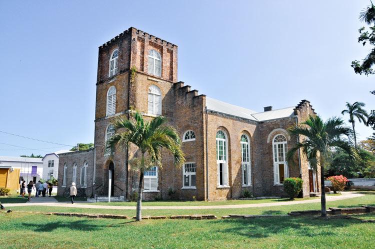 Catedral Anglicana de San Juan Belice Belize © Robert Cutts - Ciudades Coloniales en Centroamérica que no puedes perderte