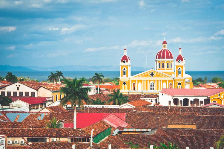 ciudades antiguas-granada-nicaragua