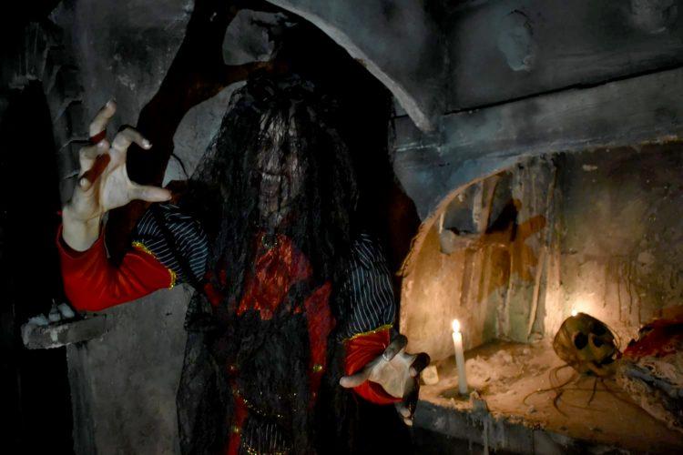 Darksama e1570819913683 - La Costa Daurada, un destino familiar donde vivir fuertes emociones con la llegada del Halloween