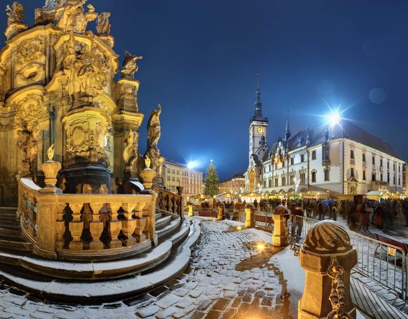 FormatFactoryLibor Svacek Olomouc - Un universo mágico antes de navidad en la República Checa