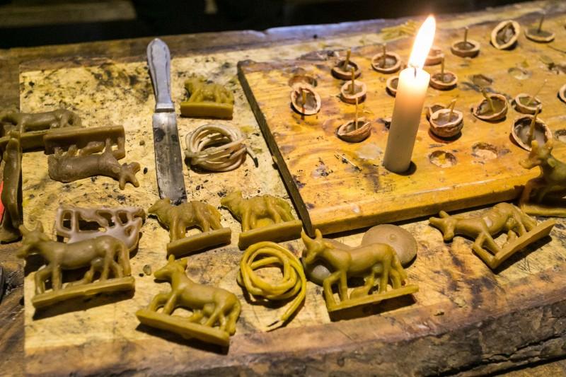 FormatFactoryNMVP Las figuritas de cera en Roznov pod Radhostem - Un universo mágico antes de navidad en la República Checa