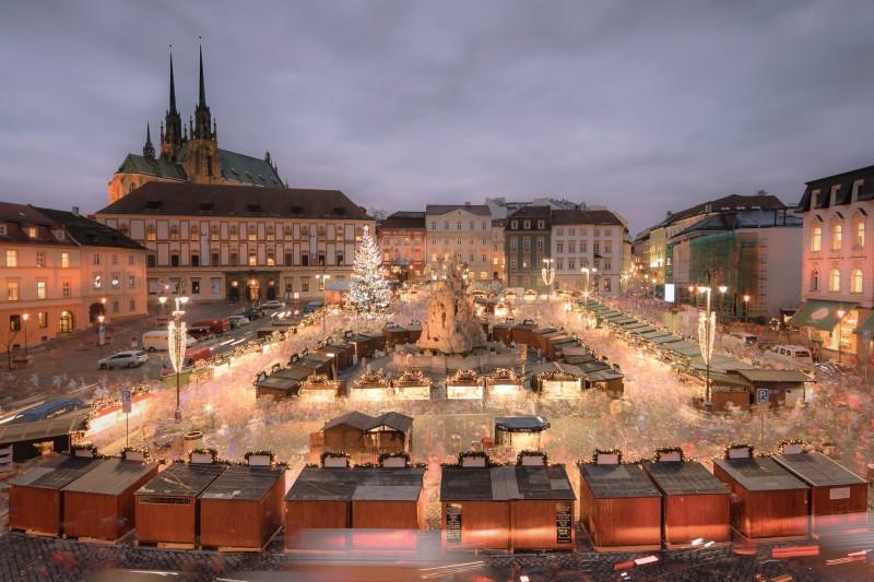 FormatFactoryNavidad en Brno - Un universo mágico antes de navidad en la República Checa
