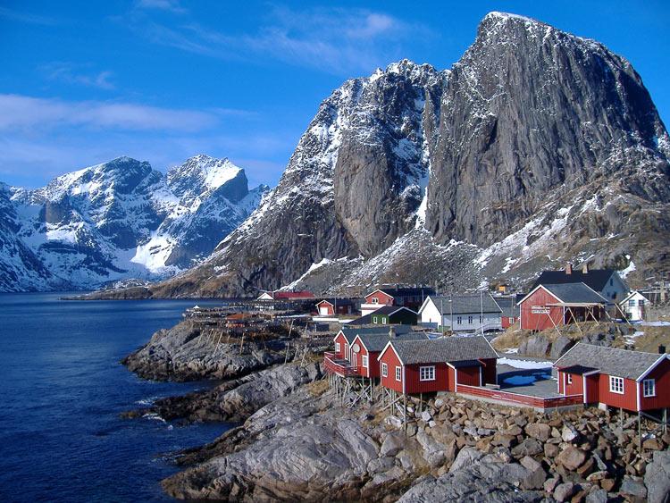 Islas Lofoten Noruega © Andrea Giubelli© Visit Norway - Islas Lofoten, 'el reino de la luz': más allá del muro boreal