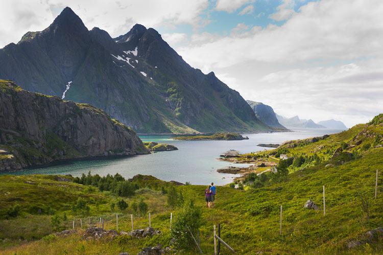 Islas Lofoten Noruega © CH 15© Visit Norway - Islas Lofoten, 'el reino de la luz': más allá del muro boreal
