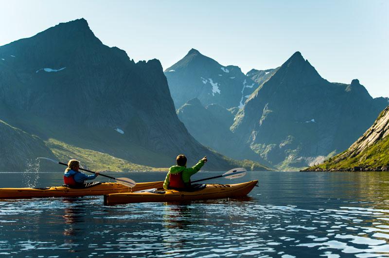 Islas Lofoten Noruega © CH 19© Visit Norway - Islas Lofoten, 'el reino de la luz': más allá del muro boreal