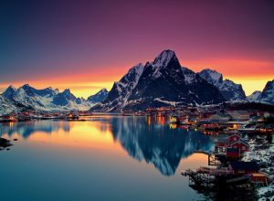 Islas Lofoten Noruega © Christian Bothner© Visit Norway 300x220 - Revista Más Viajes