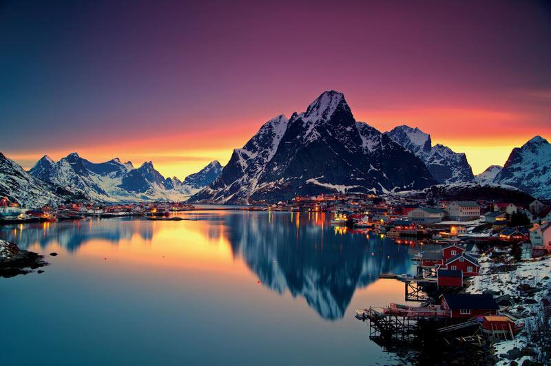 Islas Lofoten Noruega © Christian Bothner© Visit Norway - Islas Lofoten, 'el reino de la luz': más allá del muro boreal