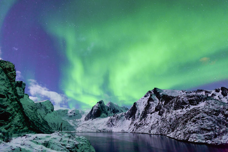 Islas Lofoten Noruega © Vidar Moloekken© Visit Norway - Islas Lofoten, 'el reino de la luz': más allá del muro boreal
