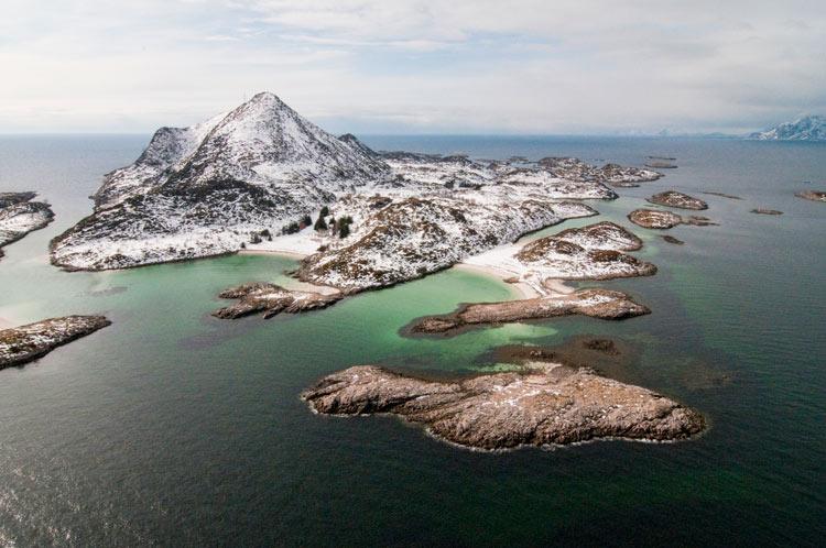 Islas Lofoten Noruega ©CH 3© Visit Norway - Islas Lofoten, 'el reino de la luz': más allá del muro boreal