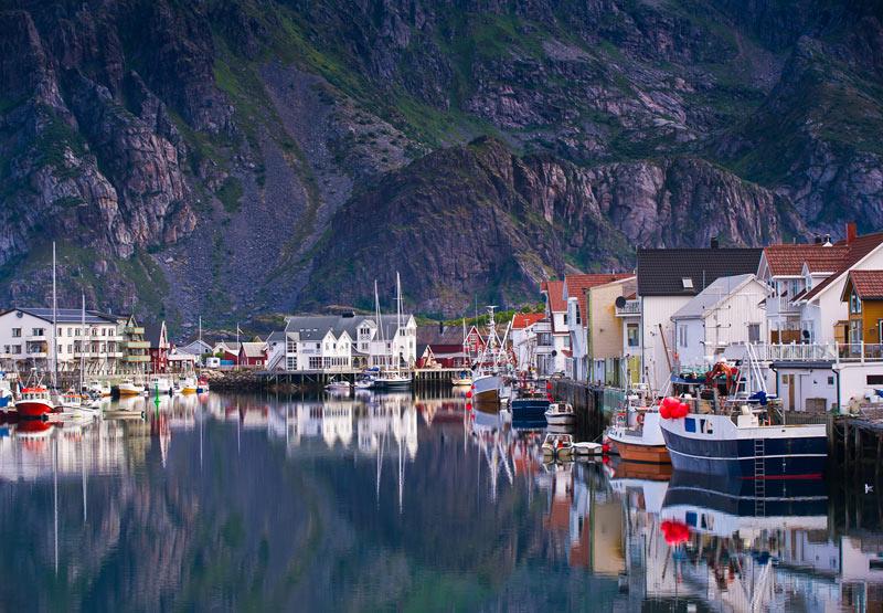 Islas Lofoten Noruega 1 8© Visit Norway - Islas Lofoten, 'el reino de la luz': más allá del muro boreal