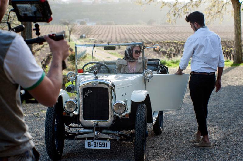 La Rioja cine rodaje 2 - La Rioja se promociona como destino de rodaje en Octubre Corto
