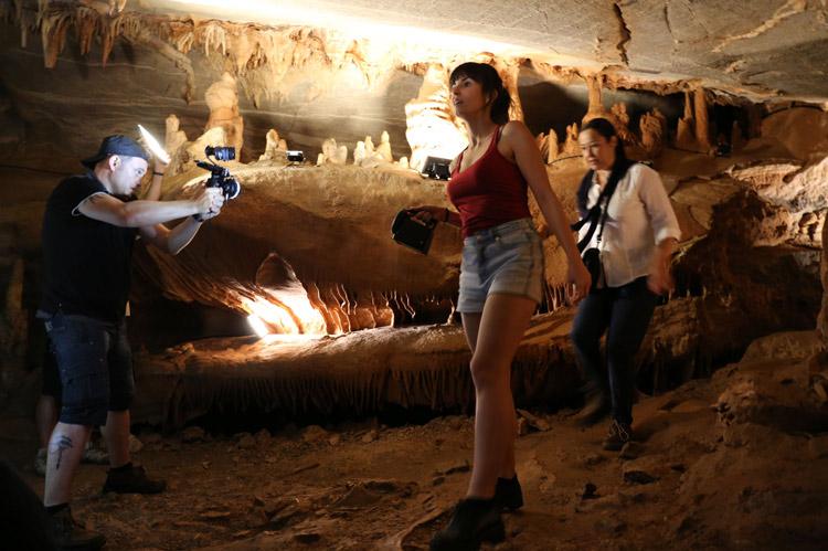 La Rioja cine rodaje - La Rioja se promociona como destino de rodaje en Octubre Corto