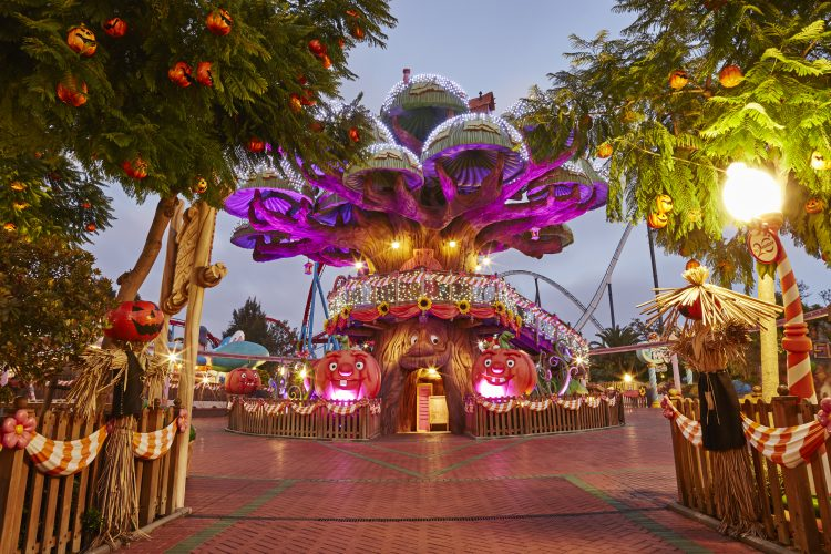 PAW halloween e1570819887883 - La Costa Daurada, un destino familiar donde vivir fuertes emociones con la llegada del Halloween
