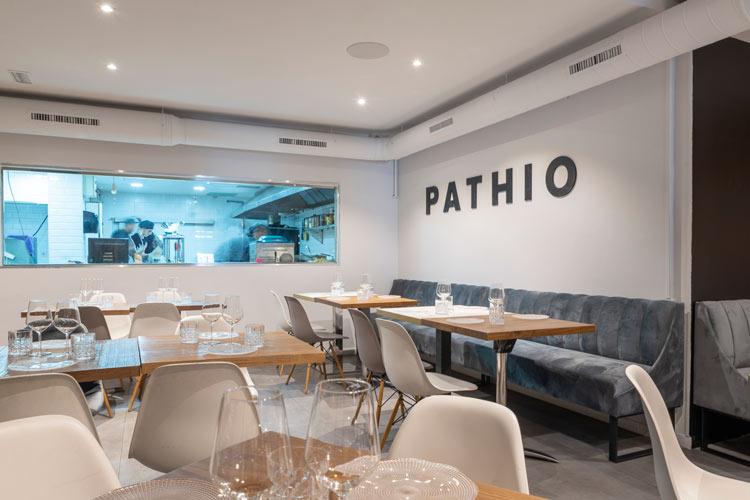 Pathio3 restaurante platos - Abre Pathio, el gastrobar de cocina mediterránea con guiños internacionales