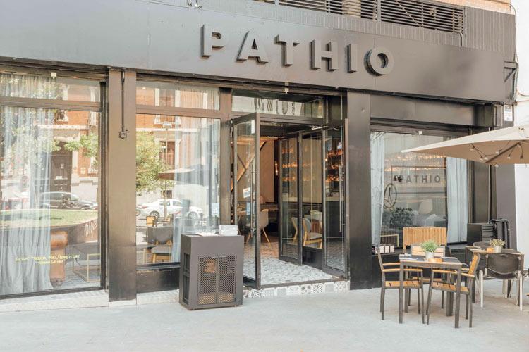 Pathio4 restaurante platos - Abre Pathio, el gastrobar de cocina mediterránea con guiños internacionales