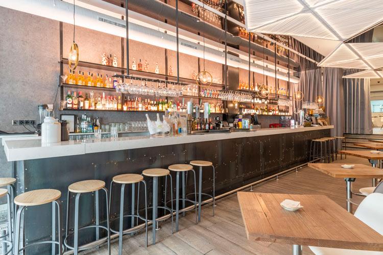 Pathio5 restaurante platos - Abre Pathio, el gastrobar de cocina mediterránea con guiños internacionales