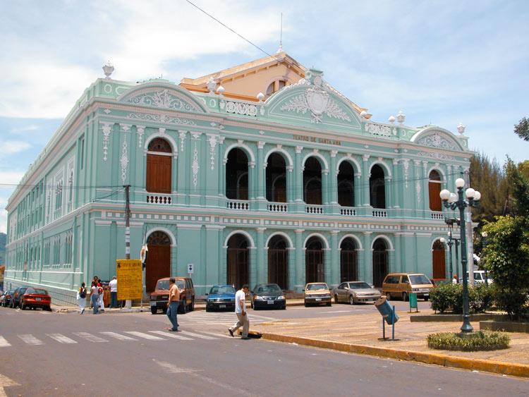 Santa Ana El Salvador © Youngrobc - Ciudades Coloniales en Centroamérica que no puedes perderte