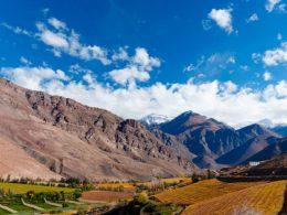 Valle de Elqui. Cortersía Chile Travel. Montaña valle 260x195 - Revista Más Viajes
