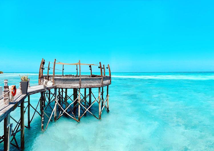Zanzibar playa mar mirador turquesa africa © Med J - Ethiopian Airlines lanza una promoción especial de invierno para explorar África