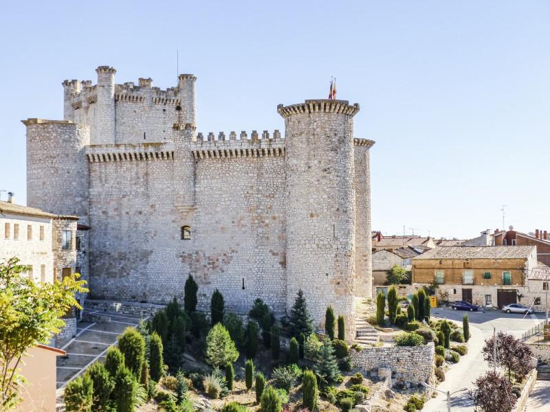 Castillo de Torija Guadalajara España - La Ruta del Cid Campeador, huellas de mito y realidad