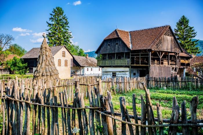 Staro Selo kumrovec Croacia © Ivo Biocina  - Pueblos Etno, el corazón de Croacia