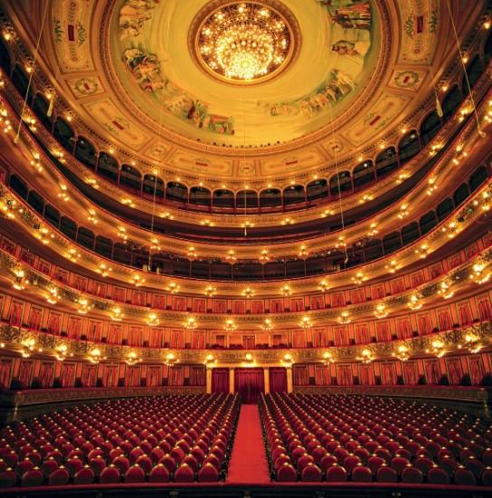 """buenos aires Teatro.Colon .Sala .de .espectaculos.y.plafond.por .Soldi  - Buenos Aires, la """"París de América"""""""