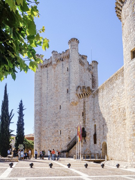 castillo de torija españa - La Ruta del Cid Campeador, huellas de mito y realidad