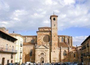 catedral de siguenza 300x216 - La Ruta del Cid Campeador, huellas de mito y realidad