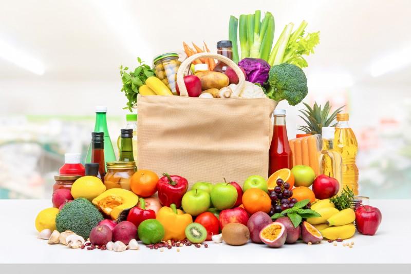 compra vegetales frutas - ¿Problemas digestivos? Esto funciona en 30 minutos